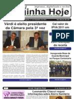 Jornal Varginha Hoje - Edição 25 - 2010