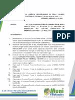 DICTAMEN  JURIDICO RECURSO DE REVOCATORIA
