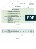RESIDENCIAL VILA MIRELLA REIS - Orçamento Sintético