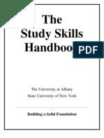 Studyskills_Handbook.2008.Albany NY University