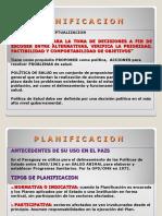 PLANIFICACION CLASE