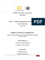 digital marketing document