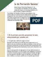 ACT. 6 POSTURA DE FERNANDO SAVATER