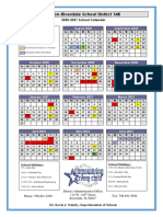 district 148 2020-2021 school year