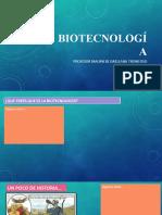 7° Año Básico 2020. Biotecnología e Ingeniería Genética