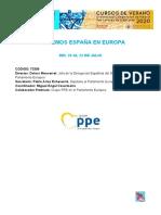 Curso PP El Escorial PP 2020