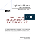 200704bb Privacy Law