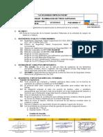 PSE-MIN09-17 ELIMINACION DE TIROS CORTADOS
