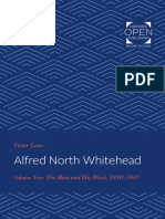 Alfred North Whitehead - Vol. 2 - The Man and His Work, 1910-1947 by Victor Lowe (z-lib.org).pdf