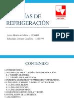 TUBERÍAS DE REFRIGERACIÓN