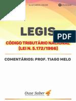 LEGIS - CÓDIGO-TRIBUTÁRIO-NACIONAL