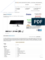 iiyama DS1002D-B1 (DS1002D-B1) _ achat _ vente Fixations et supports sur PC21.FR