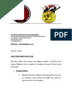 Bemawu/CWU Reply to S189 Final Signed