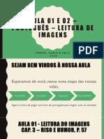Aula 01 e 02 - Português - 8 ano 20-05