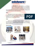 Catalogo de Productos 2020