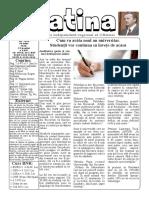 Datina - 16.07.2020 - prima pagină