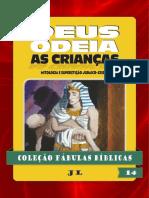 Coleção Fábulas Bíblicas Volume 14 - Deus Odeia as Crianças.pdf