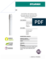 P24250  LED TUBE 18W T8 DL UNV VIDR..pdf