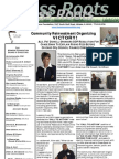 The Monroe Foundation - Call To Action Grass Roots Newsletter, January 2011 Edition
