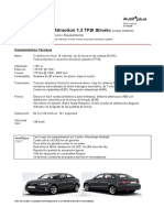 A3 PI Sedan Attraction 1.2 TFSI Stronic(8VMAKG) MY2017
