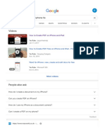 create document on iphone 5s - Google Search