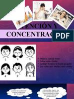 Atención y Concentración Clase 6