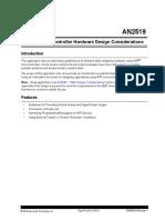 AN2519-AVR-Microcontroller-Hardware-Design-Considerations-00002519B