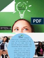 Presentacion de Decidi Emprender como empresa 1