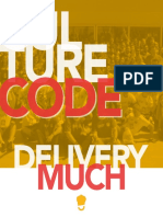 Culture Code Delivery Much
