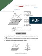 Matematica4 - Semana 15 Guia de Estudio Piramides Ccesa007