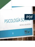 Braunstein Psicología Social