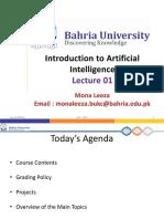 CSC_411_AI_Lecture 01
