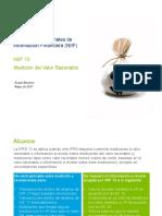 NIIF 13 Medición Valor razonable