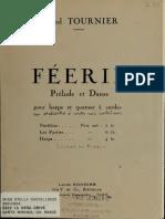TOURNIER-Feerie (Prelude et danse)(arpa y cuarteto de cuerdas).pdf