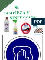 KIT DE LIMPIEZA Y DESINFECCION IMAGEN