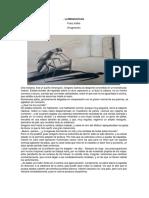 TEXTO LA METAMORFOSIS-PDF