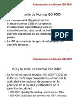 ISO y la serie de Normas ISO 9000