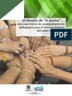 IDEP_El_Desafio_de_ir_juntos_EXPERIENCIAS SISTEMATIZACIÓN 2017