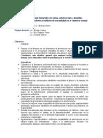 Objetivos y contenidos del seminario (1)