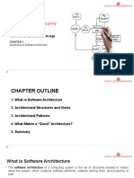 Chapter 1-What is Software Architecture