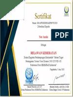 contoh sertif