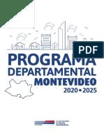 Programa Montevideo Fa 20-25