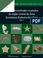ATLAS DE INVERTEBRADOS MARINHOS