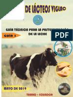 Guía Técnica del proceso de Pasteurización de leche