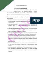 GUIA CATEDRA DE PAZ