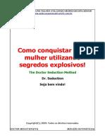 Como conquistar uma mulher utilizando segredos explosivos.pdf