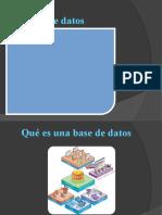 Bases de Datos Ult