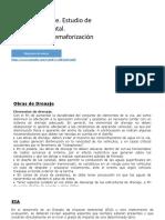 Cálculos diagramas, rendimiento, obras de drzenaje, EIA, Semaforización.pptx
