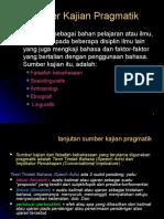 4 Sumber Kajian Pragmatik(5)