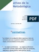 Normativas de la Guía Metodológica.pptx